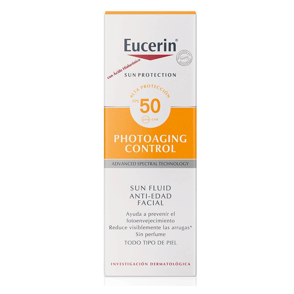 Eucerin Protector Solar Antiedad FPS 50 x 50 mL