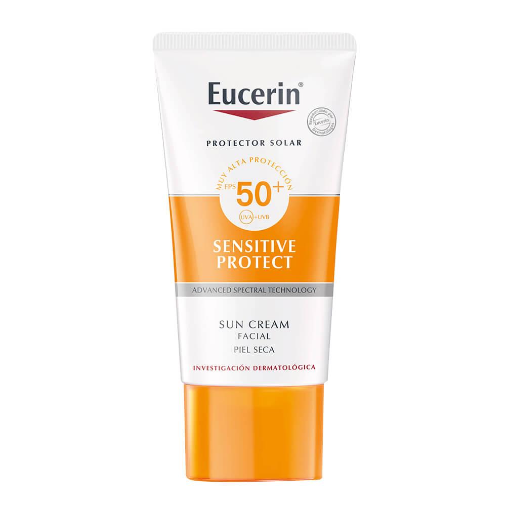 Eucerin Protector Solar Crema Facial FPS 50 x 50 mL