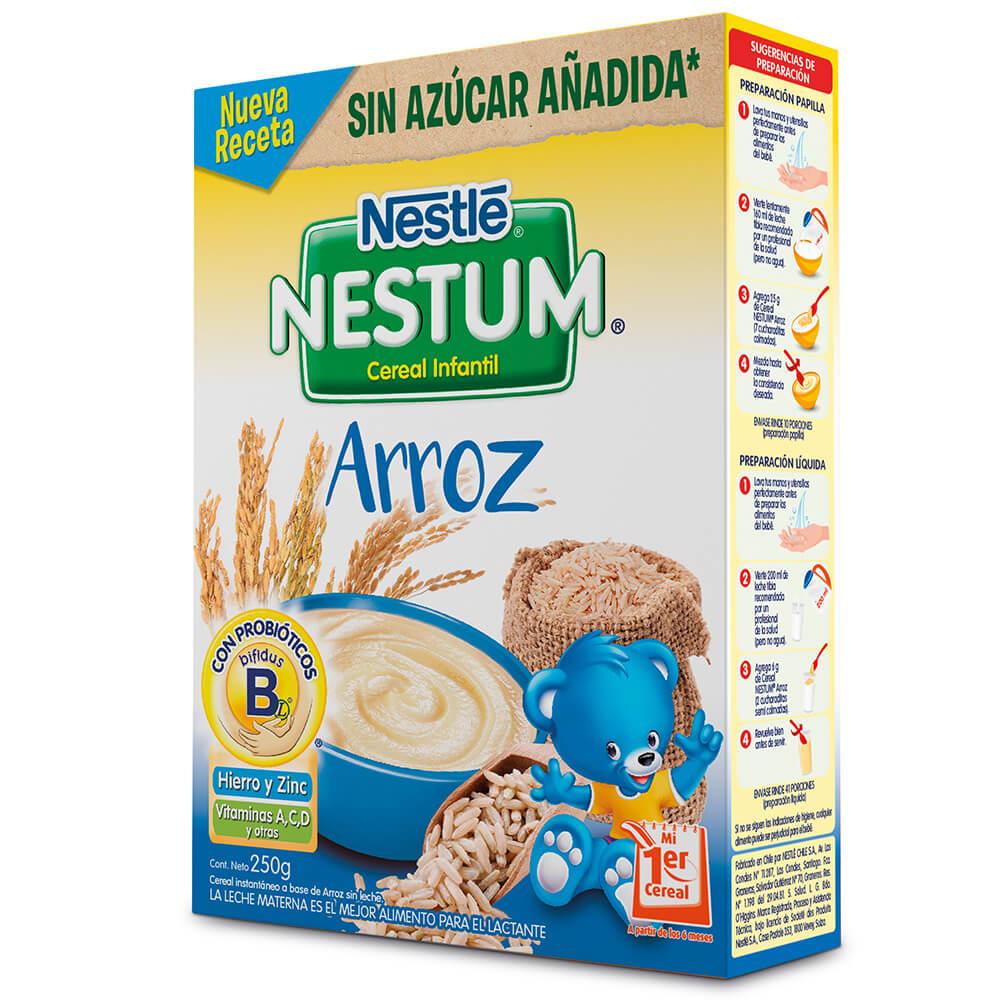 nestum cereal arroz x 250 g
