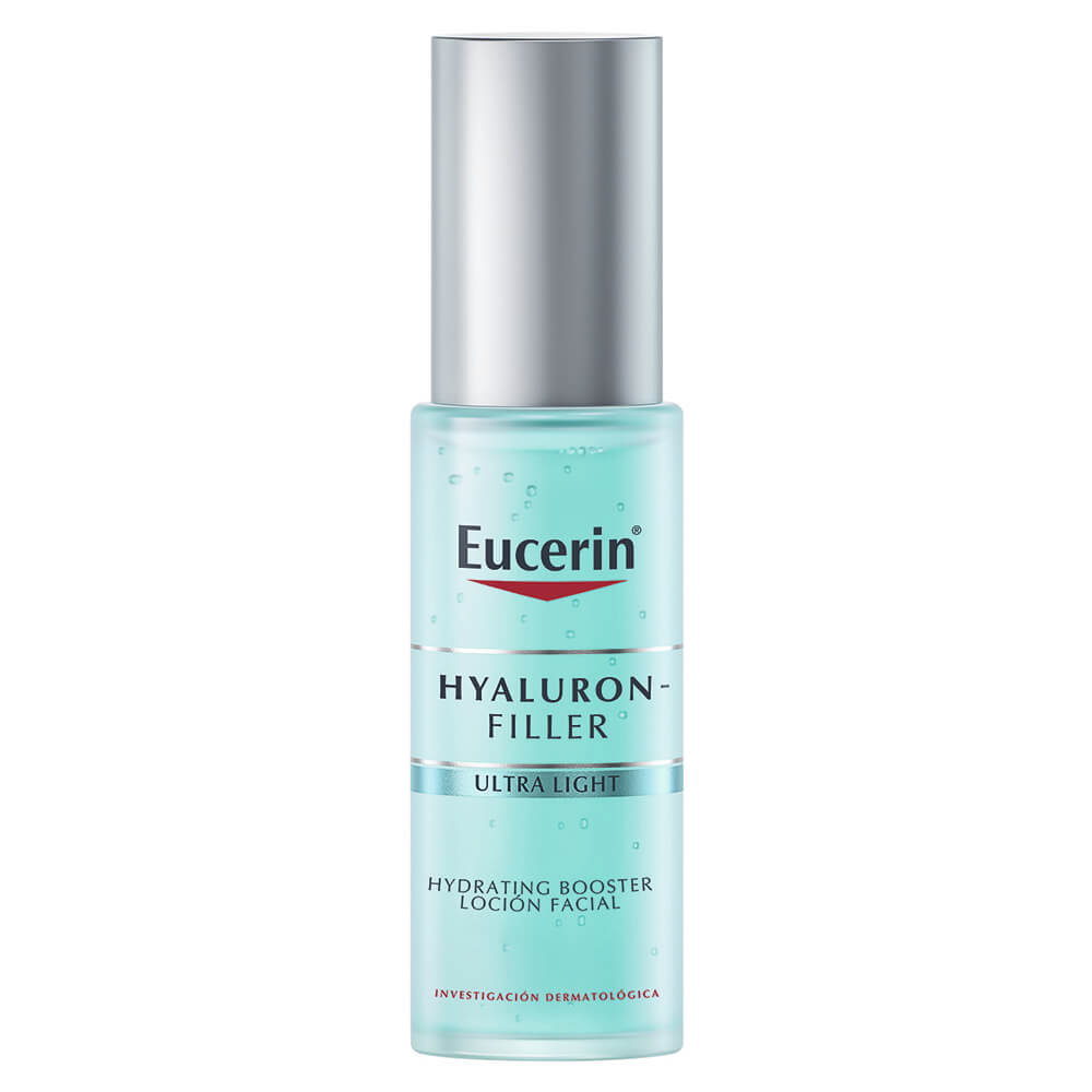 eucerin gel facial hyaluron filler hydrating booster x 30 ml