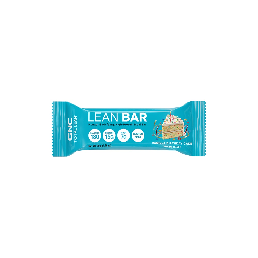 lean bar birthday-cake 50 g x 1 unidad