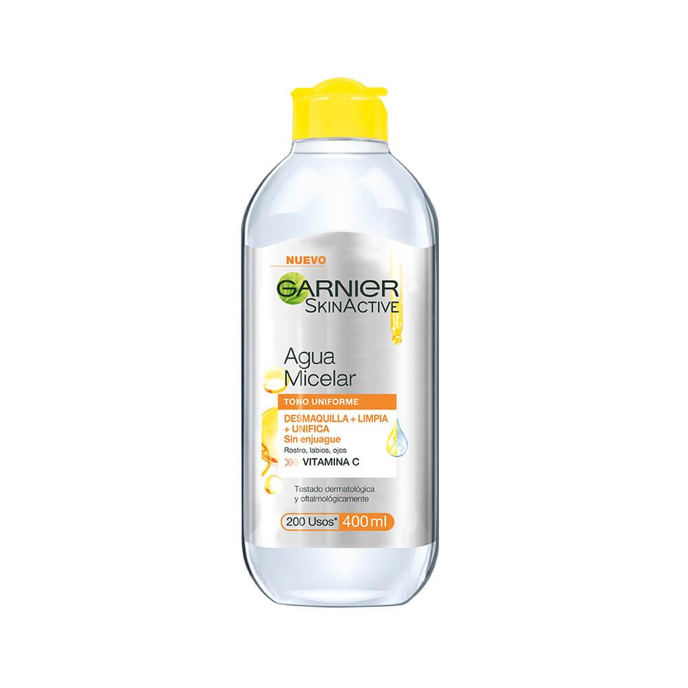 garnier agua micelar express aclara x 400 ml