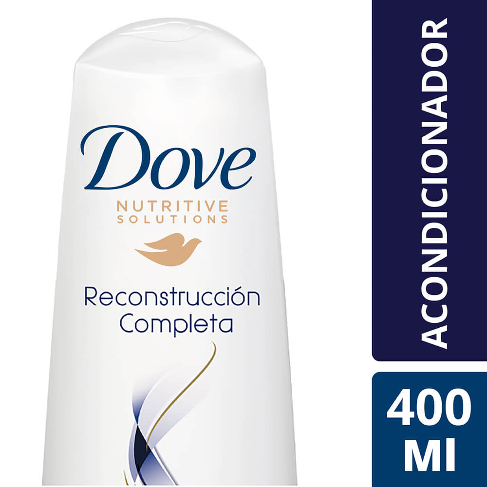 dove acondicionador reconstruccion completa x 400 ml