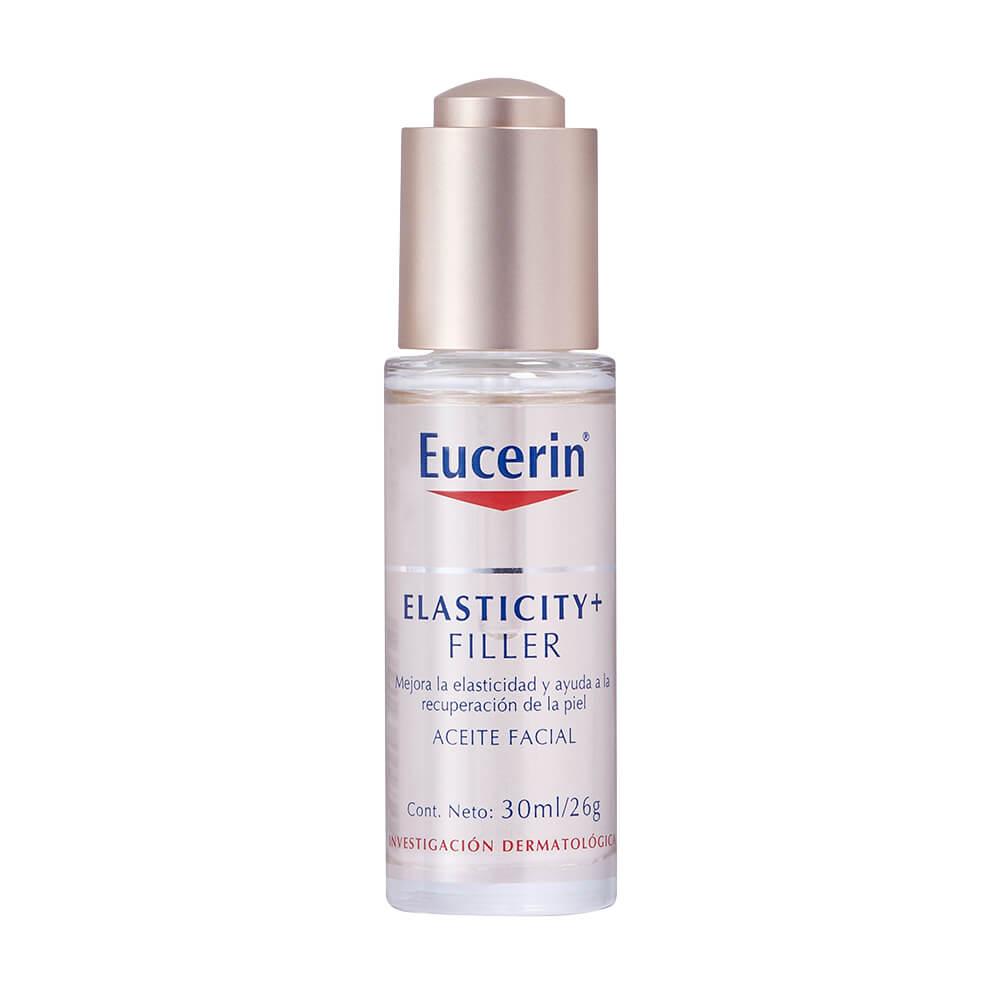eucerin aceite facial elasticity filler x 30 ml