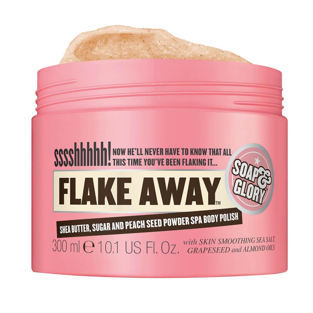 soap & glory exfoliante corporal pink x 300 ml