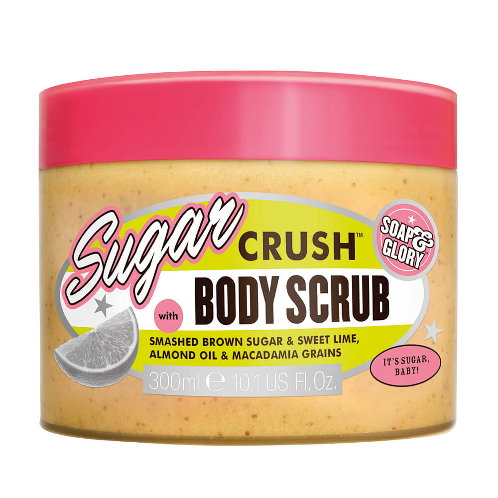 soap & glory exfoliante corporal sugar crush x 300 ml
