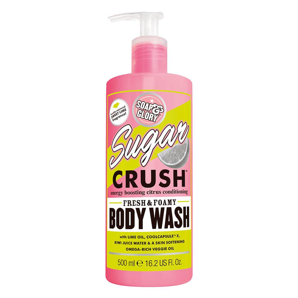 soap & glory gel de ducha sugar crush x 500 ml