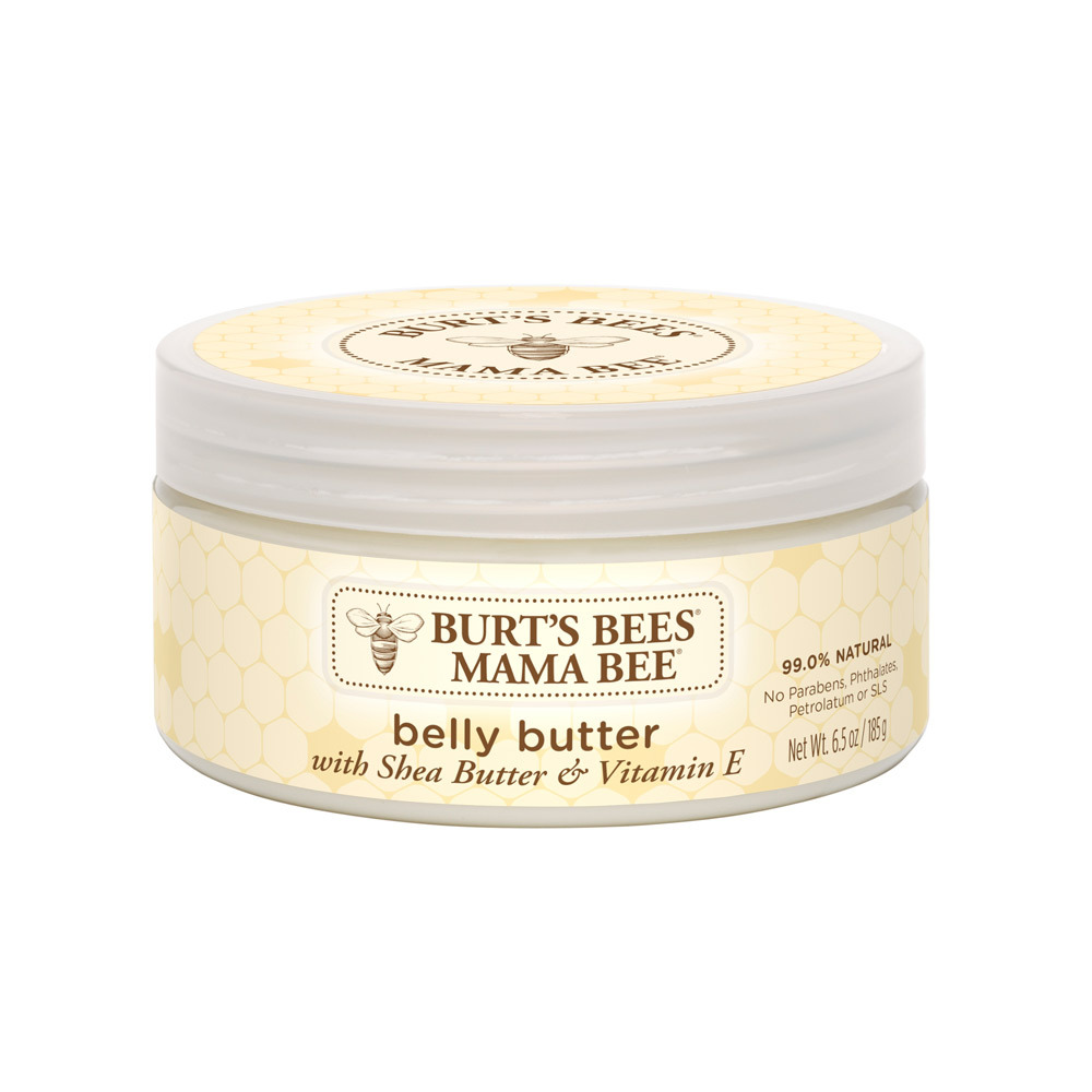 burts bees mama bee crema belly butter x 185 g