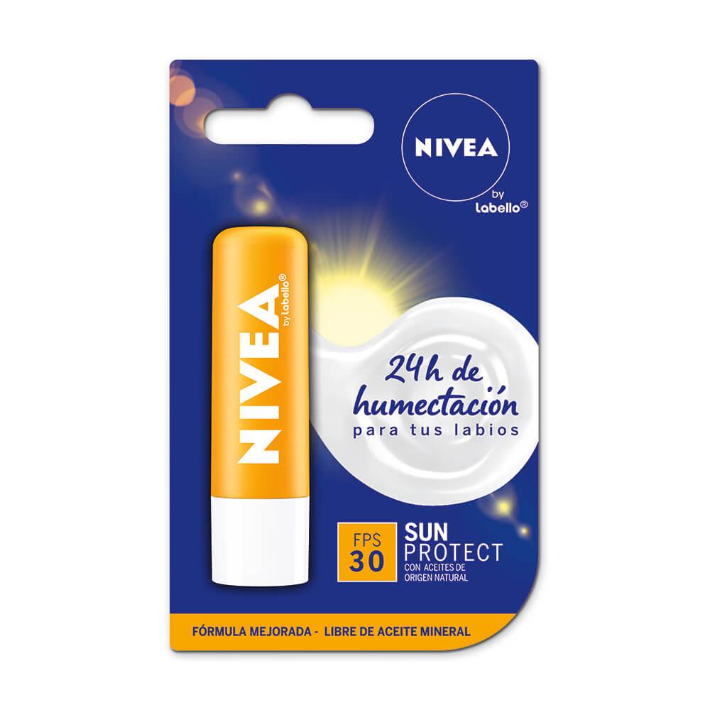 nivea labial sun protect fps 30 x 1 unidad