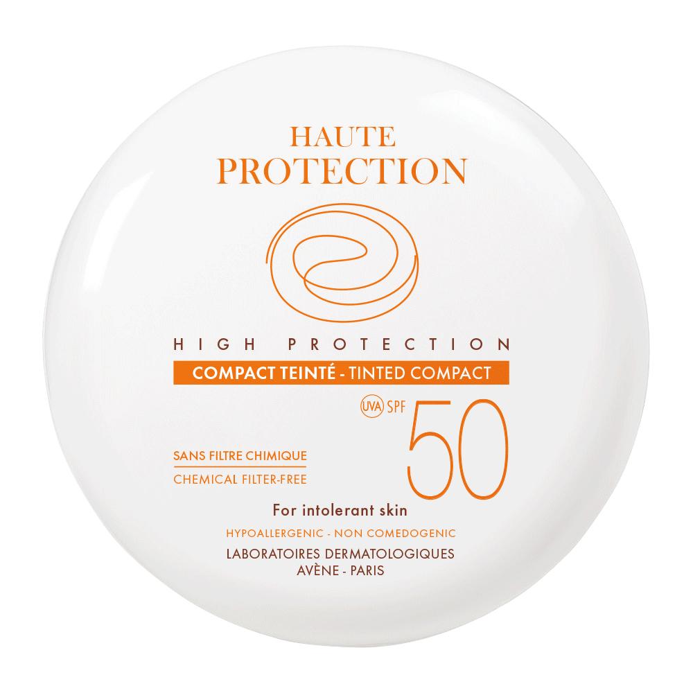 avene protector solar fps 50 polvo compacto color x 40 g