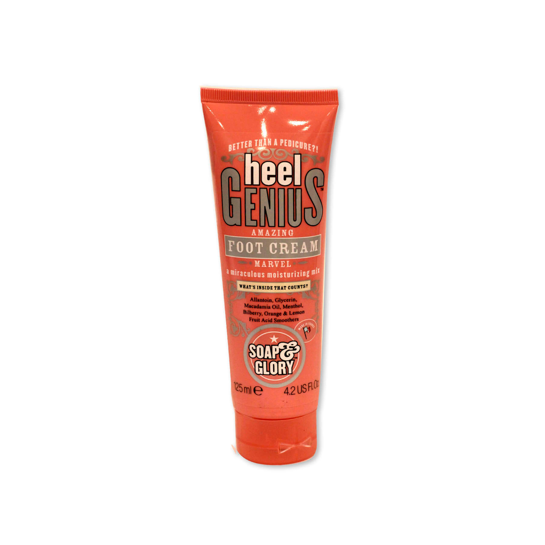 soap & glory crema pies heel genious x 125 ml