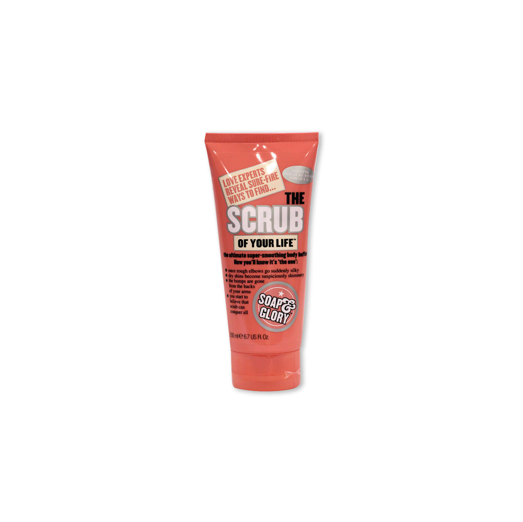 soap & glory exfoliante corporal pink x 200 ml