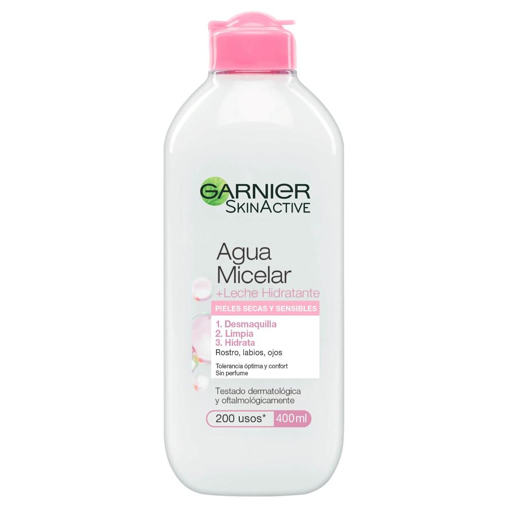 Garnier Agua Micelar Milky x 400 mL