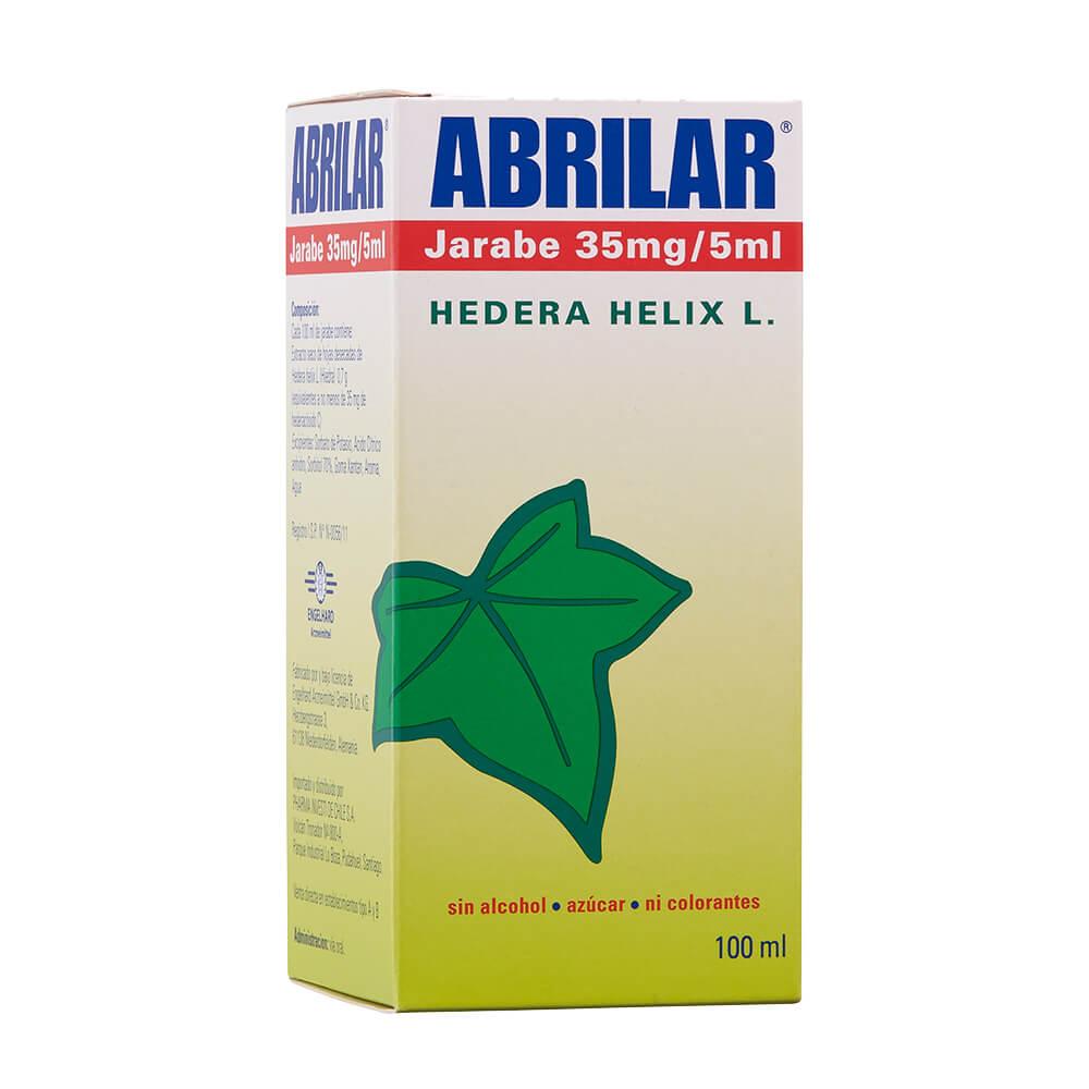 abrilar 35 mg/5 ml x 100 ml jarabe