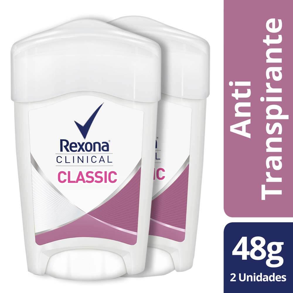 rexona clinical desodorante crema woman x 48 g