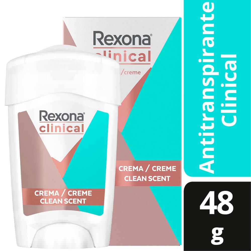 rexona desodorante clinical soft fresh women x 48 g