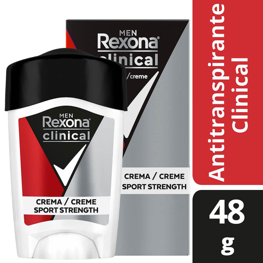 rexona men clinical desodorante sport x 48 g