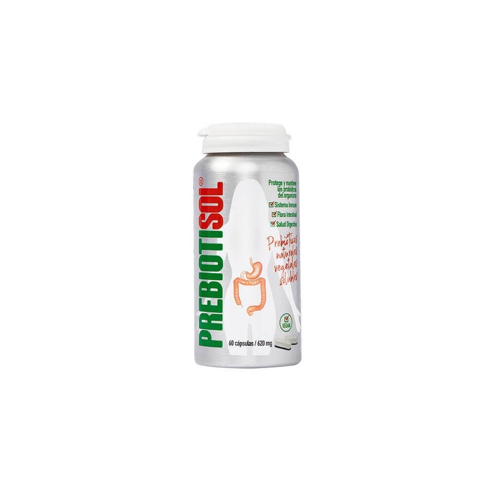 Prebiotisol 620 mg x 60 Cápsulas