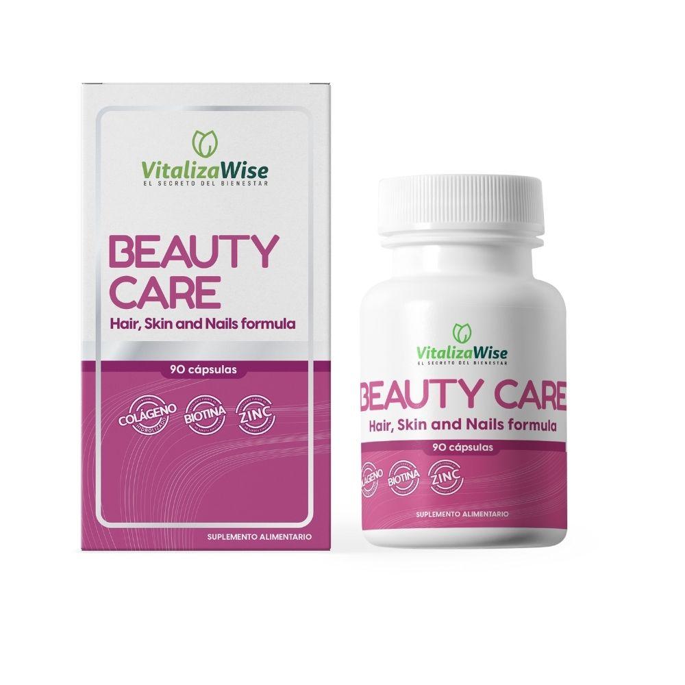 vitalizawise  beautycare x 90 capsulas