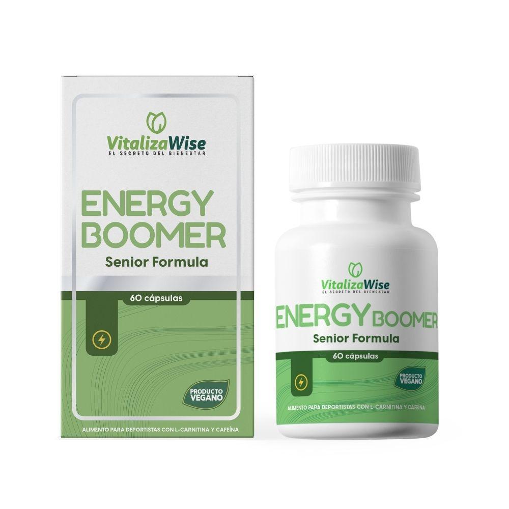vitalizawise  energy boomer x 60 capsulas