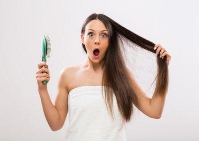 Queda de cabelo? Saiba cuidar!