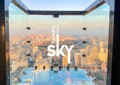 Dica: visita ao Sampa Sky