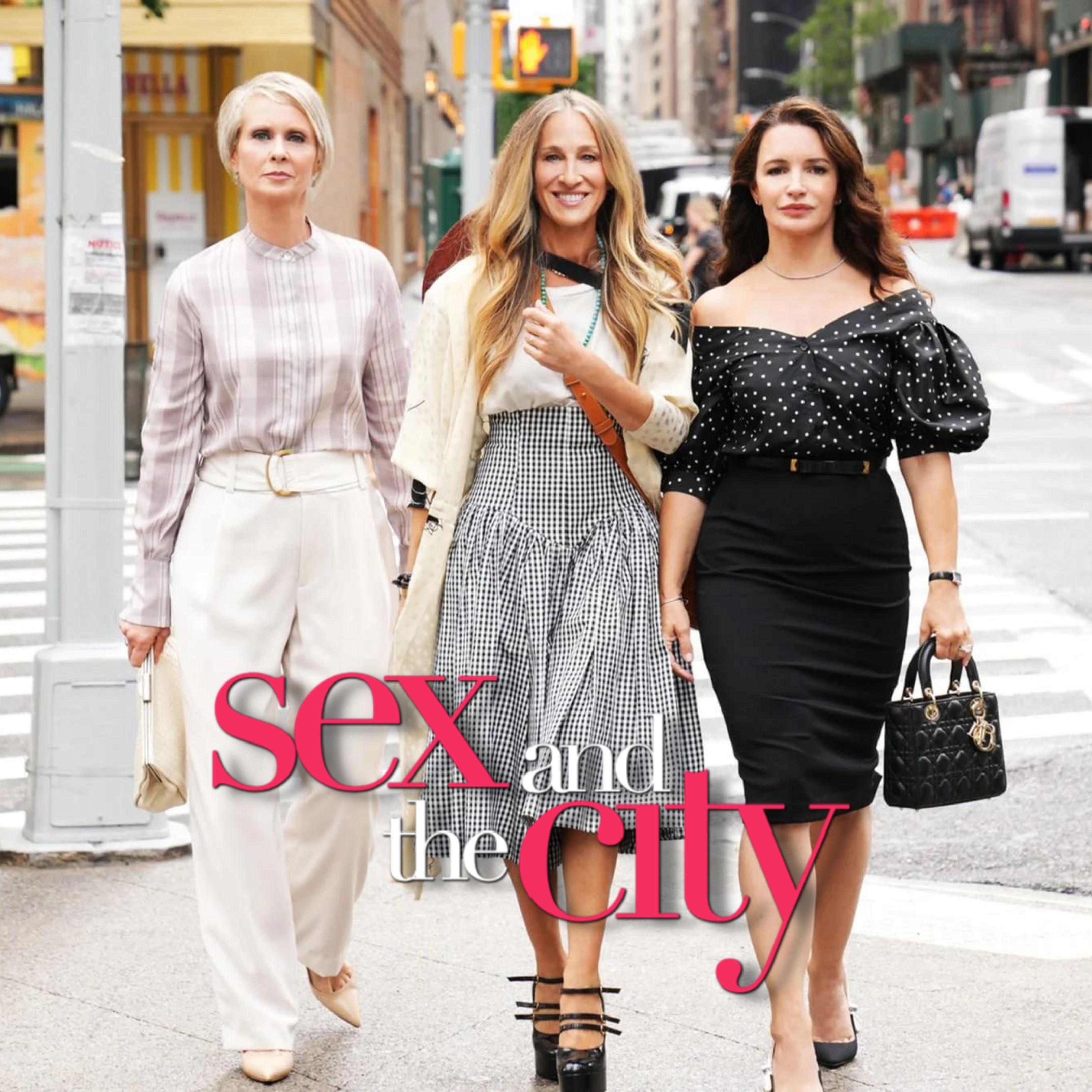Nova fase: Sex and the City