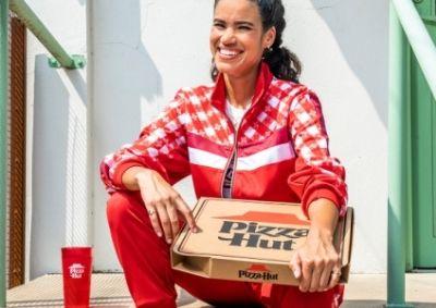 Pizza Hut lança coleção cápsula