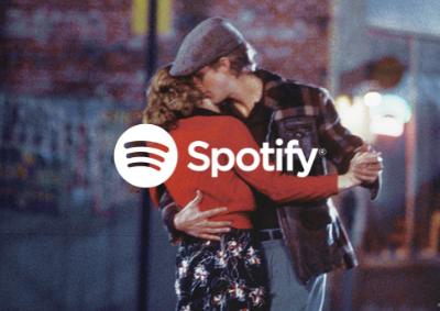 Estamos no Spotify!