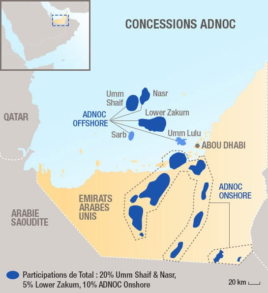 Press Release: Total consolidates its strategic partnership with ADNOC