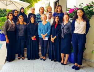 Women Empowerment Committee promotes French and Emirati leadership