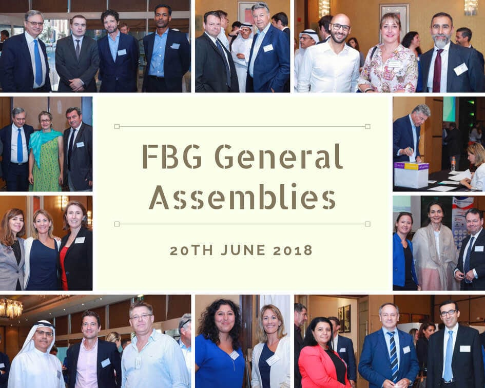 General Assemblies – 20th June 2018