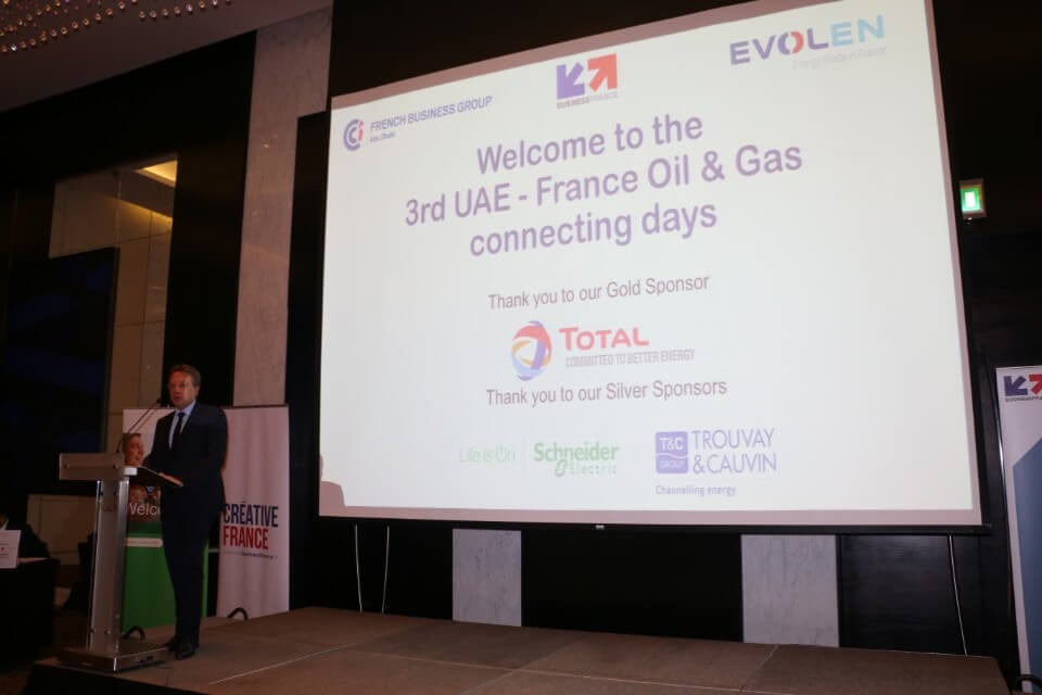3rd UAE France Oil and Gas Connecting Days