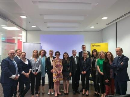 CCEF: Parrainage des femmes entrepreneurs
