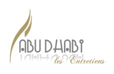 Launching of Les Entretiens d'Abu Dhabi 's 3rd edition