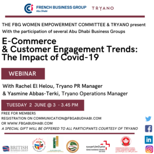WE Committee Webinar: E-Commerce and Customer Engagement by Tryano 06.2020