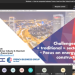 UAE, France and Israel Cooperations Presented  by Business France Israel 01.2021