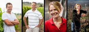 Fleur du Cap winemaker team