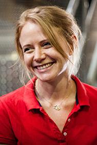 Kristin Basson - Fleur du Cap Winemaker of white wines