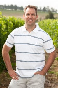 Pieter Badenhorst - Fleur du Cap Winemaker of red wines