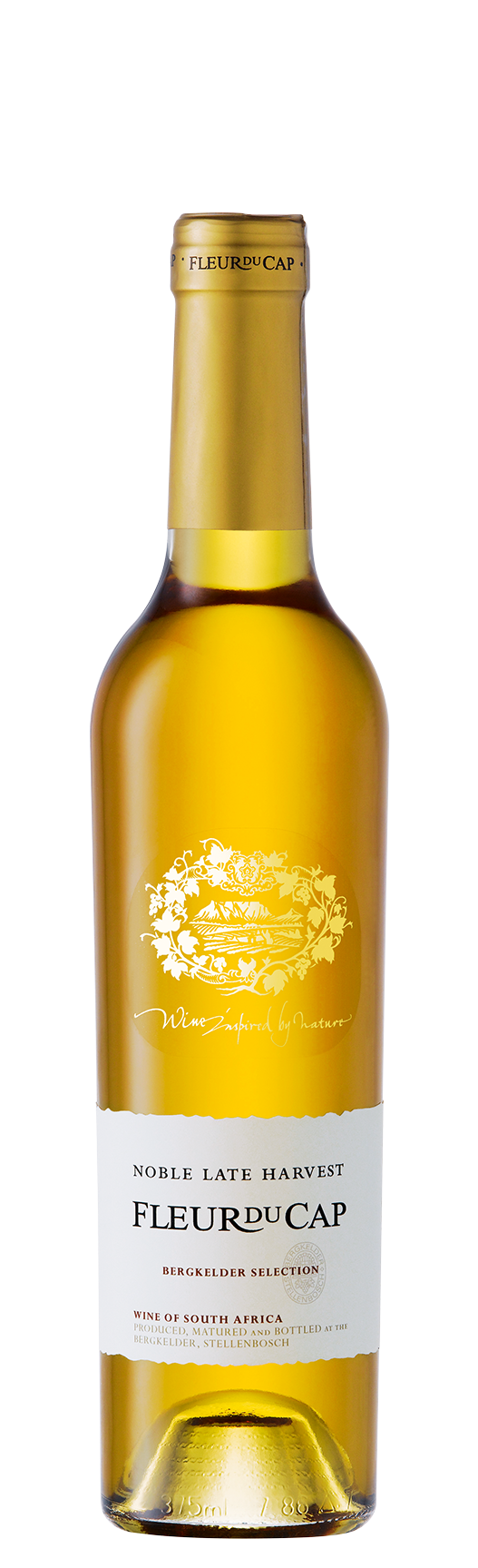 The Essence du Cap range Colheita tardia nobre