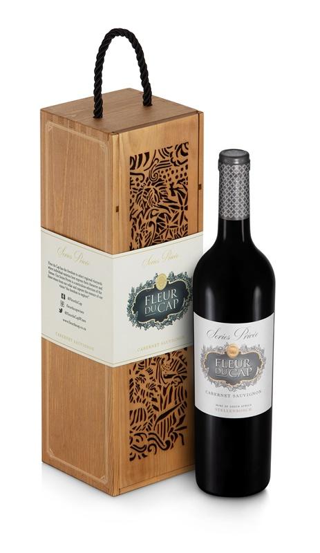Limited Edition Fleur du Cap Series Privee Cabernet Sauvignon Gift Set