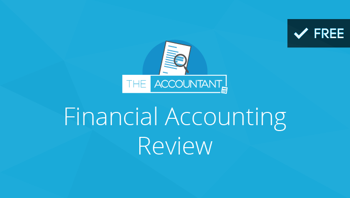 Financial Accounting Review Online Course