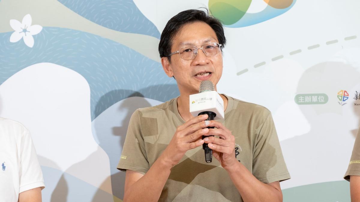荒野保護協會榮譽理事李偉文
