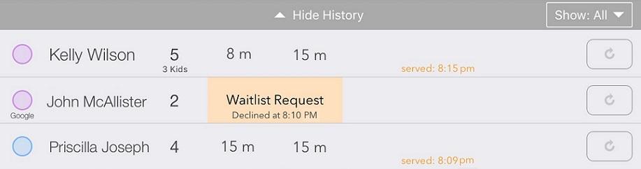 google waitlist