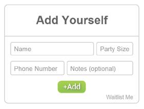widget add self view
