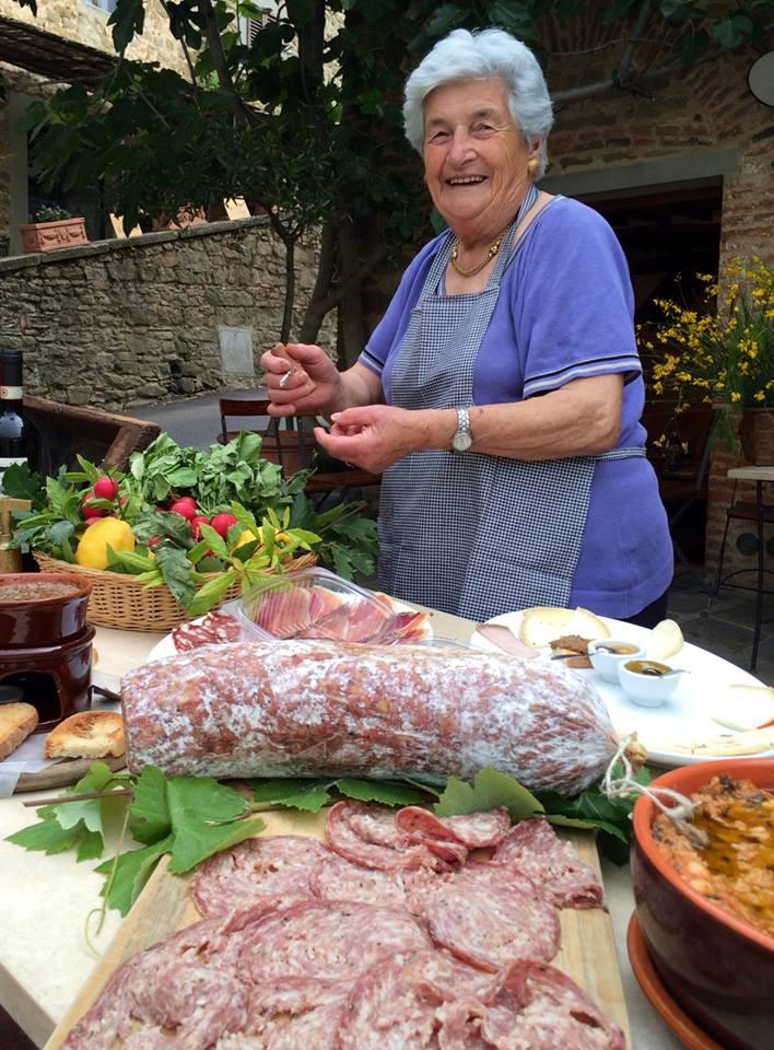 Cosa mangiare a Firenze, affettati e antipasti