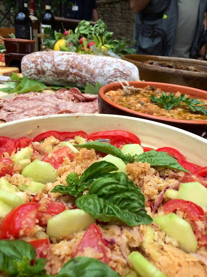 pasta toscana, primi piatti, pappa al pomodoro