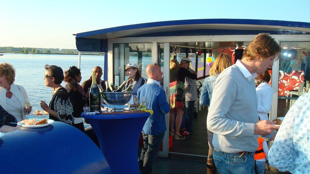 BOOT10 partyschepen (Leiden)