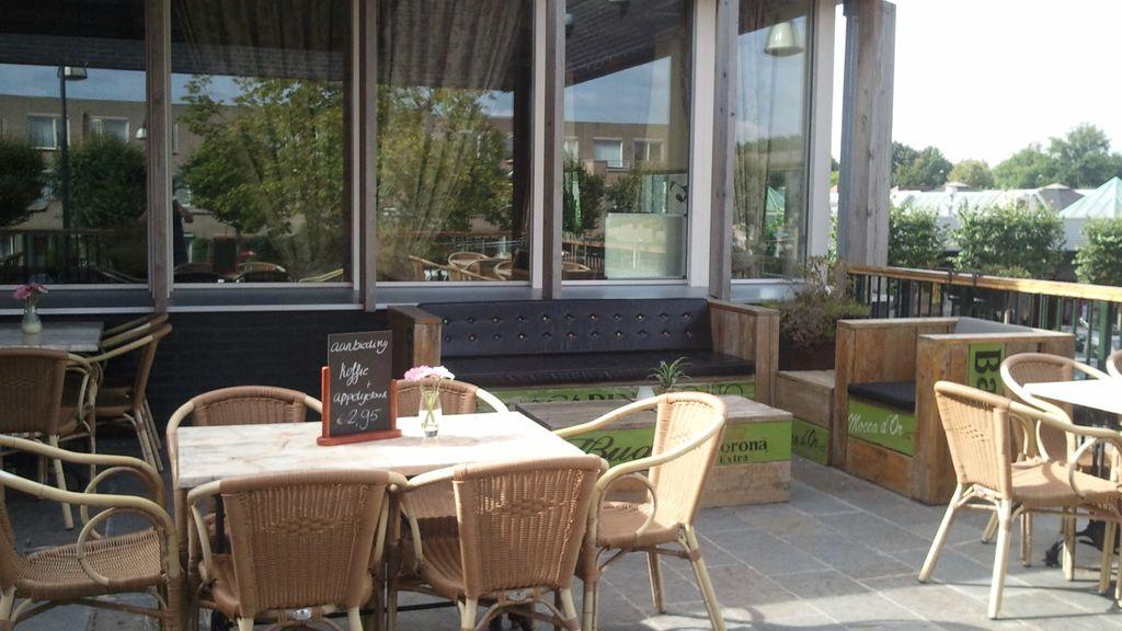 Café Zalencentrum Hoog & Droog